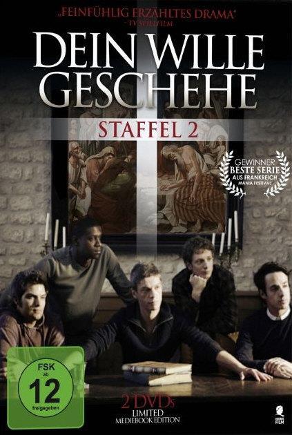 Dein Wille geschehe - Staffel 2 (Limited Edition, Mediabook, 2 DVDs)