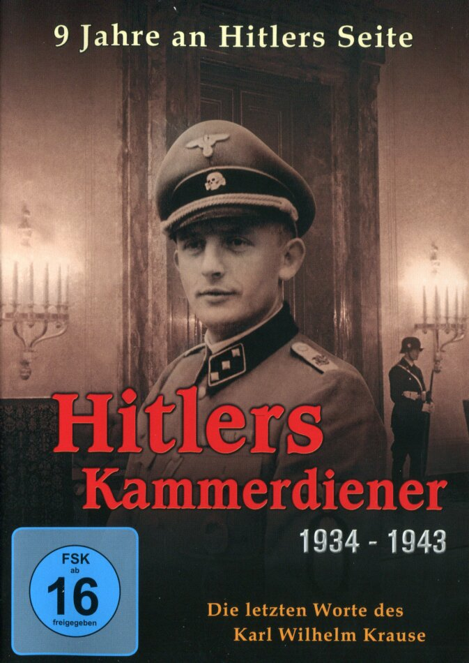 Hitlers Kammerdiener (s/w)