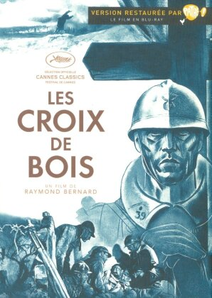 Les croix de bois (1931) (Digibook, Blu-ray + DVD)