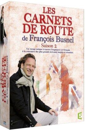 Les carnets de route de François Busnel - Saison 2 (6 DVDs)