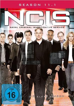 NCIS - Navy CIS - Staffel 11.1 (3 DVDs)