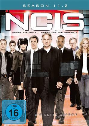 NCIS - Navy CIS - Staffel 11.2 (3 DVDs)