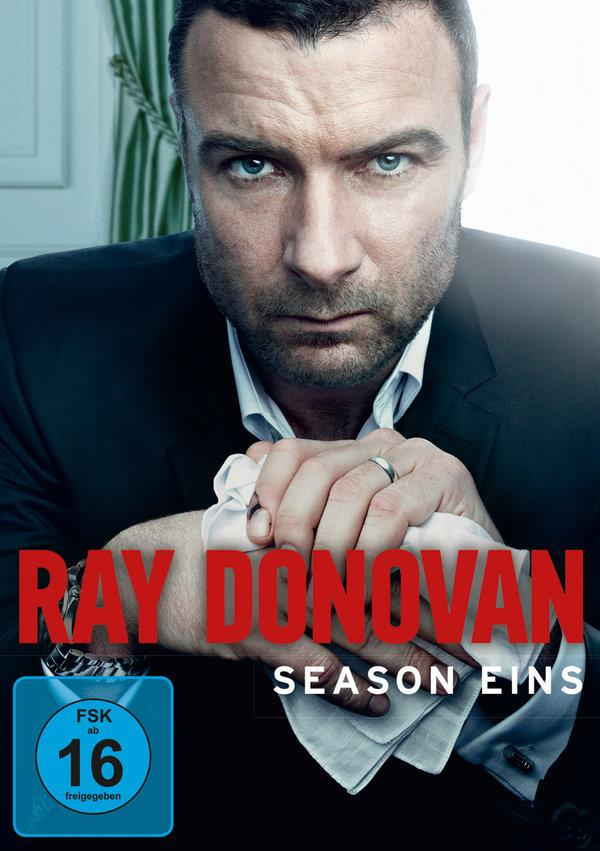 Ray Donovan - Staffel 1 (4 DVDs)