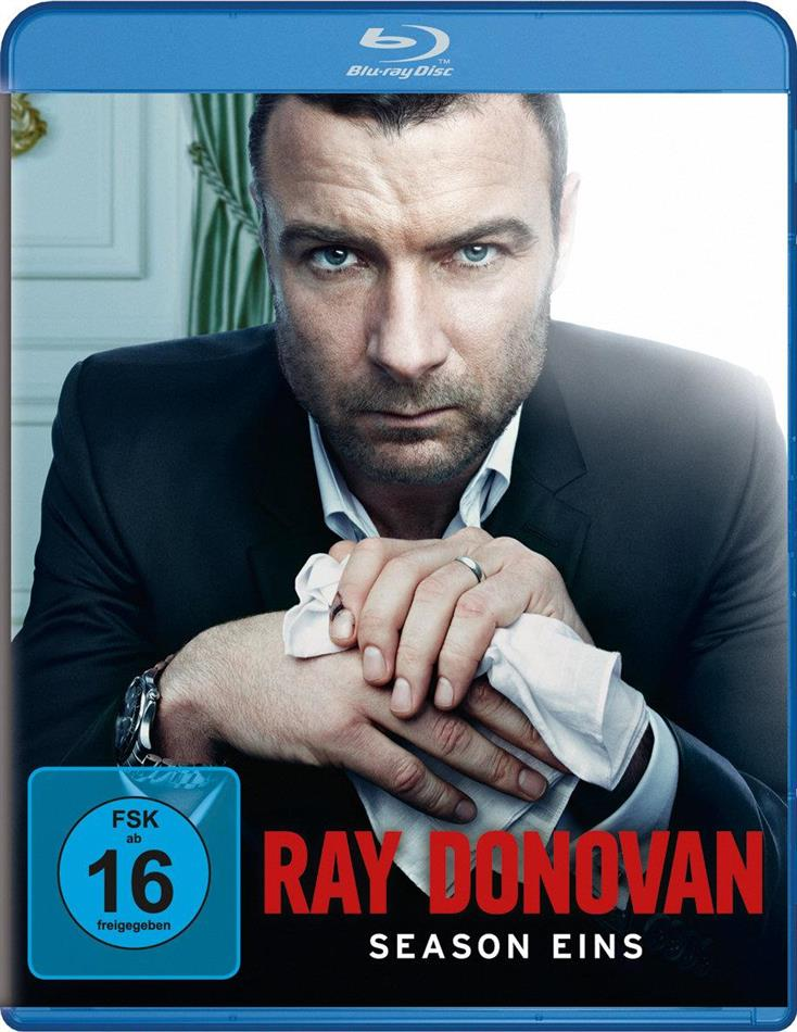 Ray Donovan - Staffel 1 (4 Blu-rays)