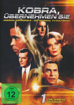 Kobra, übernehmen Sie! - Mission Impossible - Staffel 1 (1967) (7 DVDs)