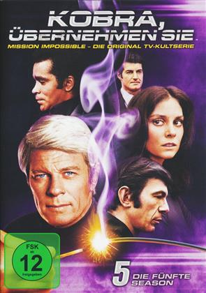 Kobra, übernehmen Sie! - Staffel 5 (6 DVDs)