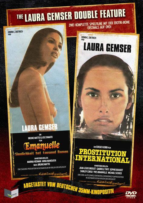 The Laura Gemser Double Feature - Emanuelle - Sinnlichkeit hat tausend Namen / Prostitution International (2 DVDs)