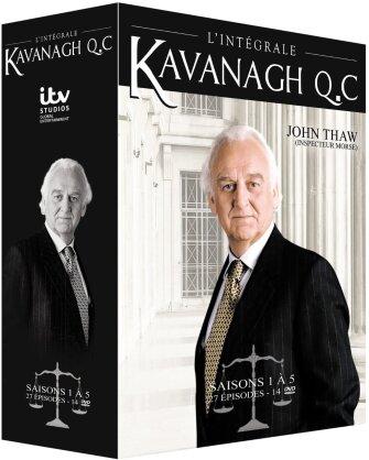 Kavanagh Q.C. - L'intégrale - Saisons 1-5 (14 DVDs)