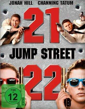 21 Jump Street (2012) / 22 Jump Street (2014) (Steelbook)