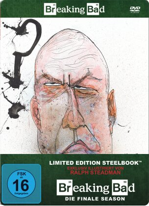 Breaking Bad - Staffel 5.2 - Die finale Season (Limited Edition, Steelbook, 3 DVDs)