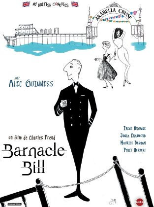 Barnacle Bill (1957) (n/b, Digibook)
