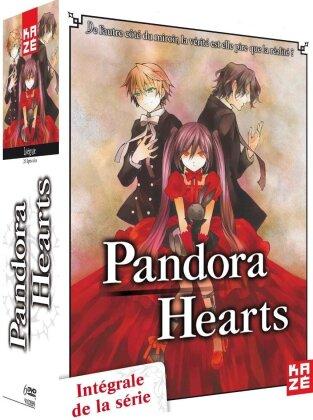 Pandora Hearts - Intégrale de la série (Digipack, 6 DVDs)