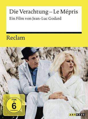 Die Verachtung - Le mépris (1963) (Reclam, Arthaus)