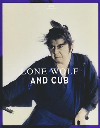 Lone Wolf and Cub (3 Blu-rays)