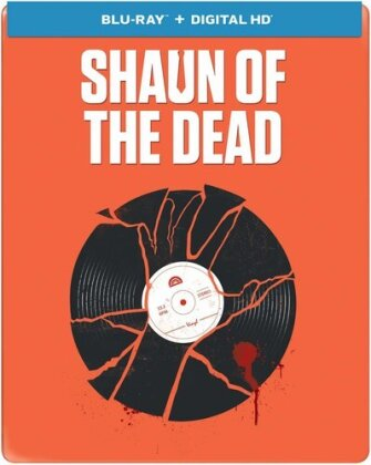 Shaun of the Dead (2004) (Limited Edition, Steelbook)