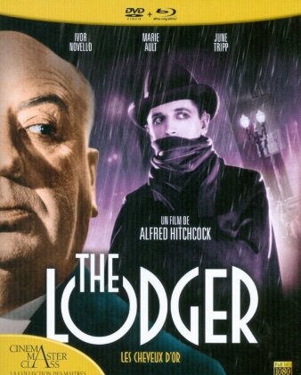 The Lodger - Les cheveux d'or (1927) (s/w, Blu-ray + DVD)