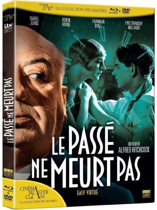 Le passé ne meurt pas - Easy virtue (1928) (s/w, Blu-ray + DVD)