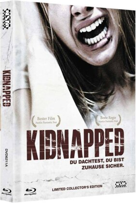 Kidnapped - Cover A (2010) (Limited Edition, Mediabook, Blu-ray + DVD)