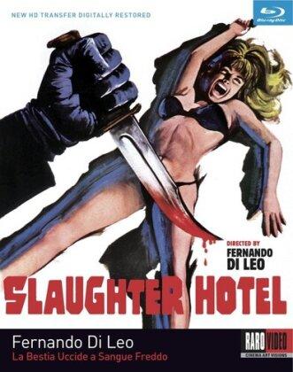 Slaughter Hotel - La bestia uccide a sangue freddo (1971)