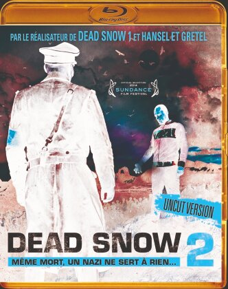 Dead Snow 2 - Red vs. Dead (2014) (Uncut)