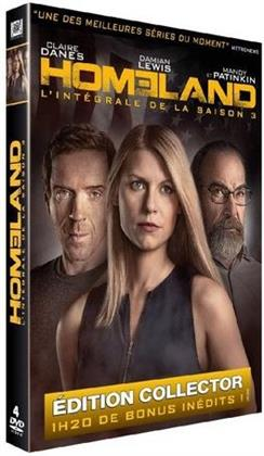 Homeland - Saison 3 (Collector's Edition, 4 DVDs)