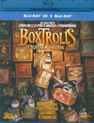 Boxtrolls - Le scatole magiche (2014)