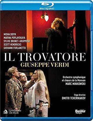 Symphony Orchestra of la Monnaie, Marc Minkowski, … - Verdi - Il Trovatore (Bel Air Classique)