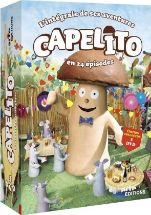 Capelito - L'intégrale de ses aventures (Collector's Edition, 3 DVDs)