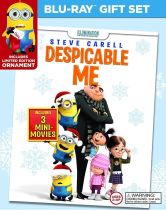Despicable Me (2010) (Limited Edition, Blu-ray + DVD)