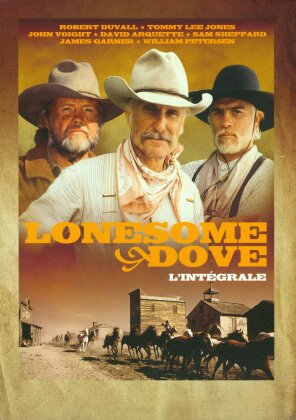 Lonesome Dove - L'intégrale (8 DVDs)