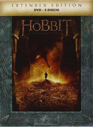 Lo Hobbit 2 - La desolazione di Smaug (2013) (Extended Edition, 5 DVDs)