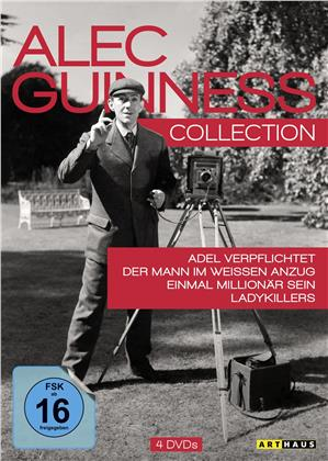 Alec Guinness Collection (Arthaus, 4 DVDs)