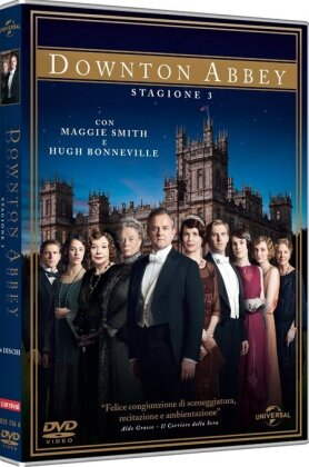 Downton Abbey - Stagione 3 (4 DVDs)