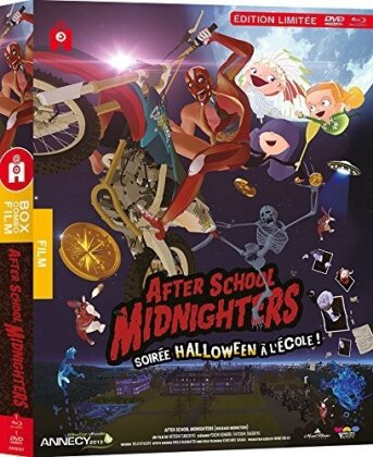 After School Midnighters (Limited Edition, Blu-ray + DVD)