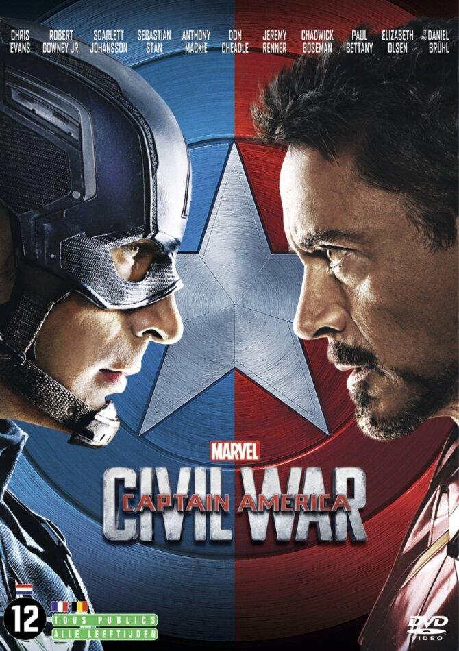 Captain America 3 - Civil War (2016)