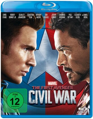 Captain America 3 - The First Avenger - Civil War (2016)