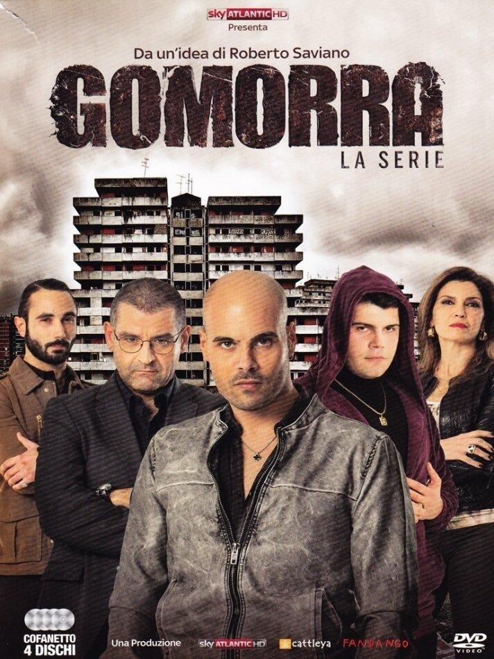 Gomorra - Stagione 1 (4 DVDs)