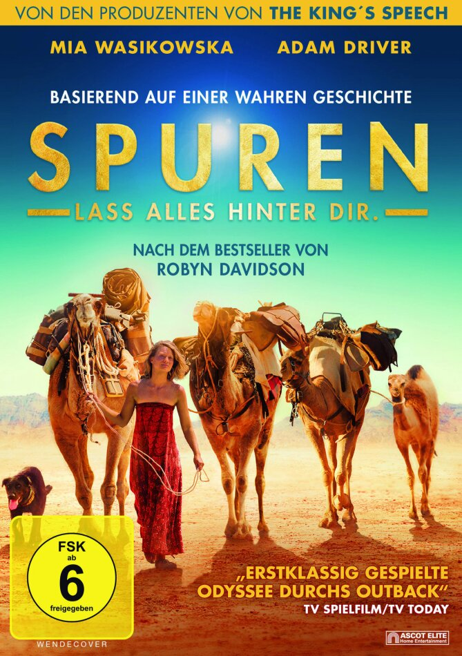 Spuren (2013) (2 Blu-rays)