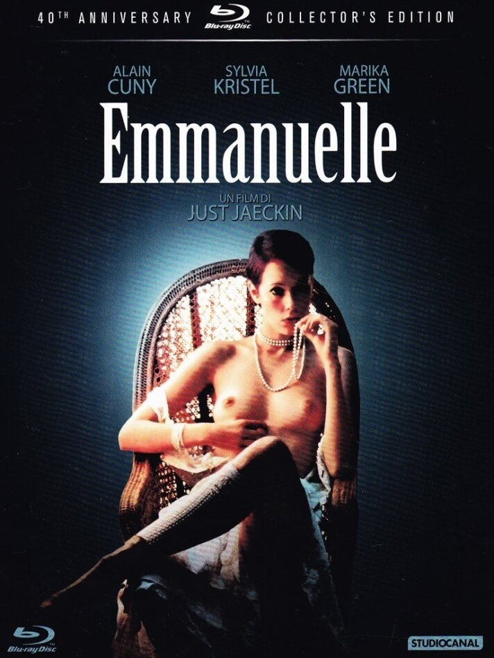Emmanuelle (1974) (40th Anniversary Edition, Collector's Edition)