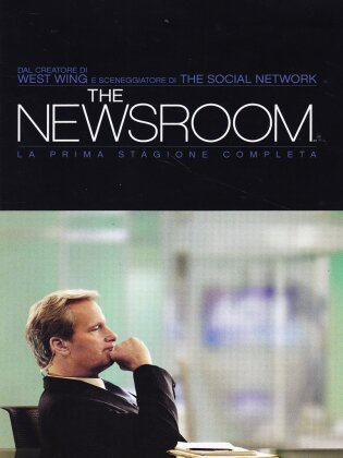 The Newsroom - Stagione 1 (2012) (4 DVD)