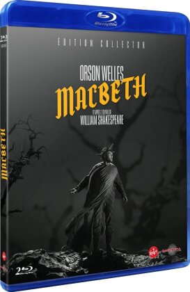 Macbeth (1948) (Collector's Edition, s/w, 2 Blu-rays)