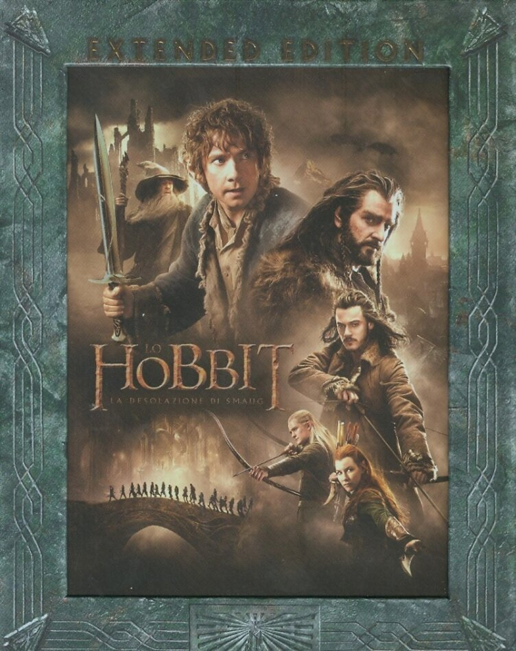 Lo Hobbit - La desolazione di Smaug (2013) (Extended Edition, 3 Blu-rays)