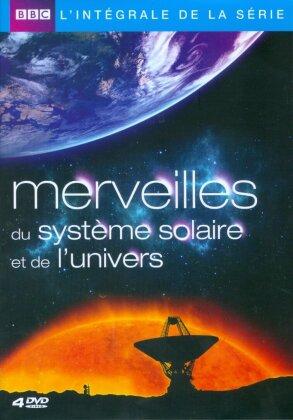 Merveilles du système solaire et de l'univers - L'intégrale de la série (BBC, 4 DVDs)