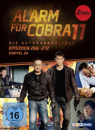 Alarm für Cobra 11 - Staffel 34 (2 DVDs)