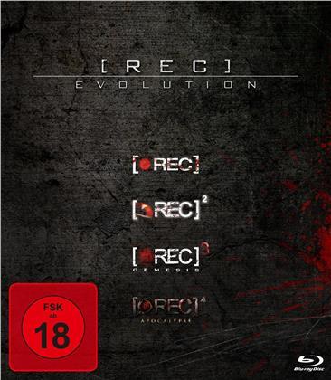 (Rec) 1-4 - Evolution (4 Blu-rays)