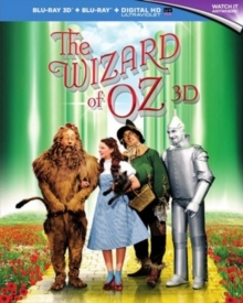 The Wizard of Oz (1939) (75th Anniversary Edition, 3 Blu-ray 3D (+2D))