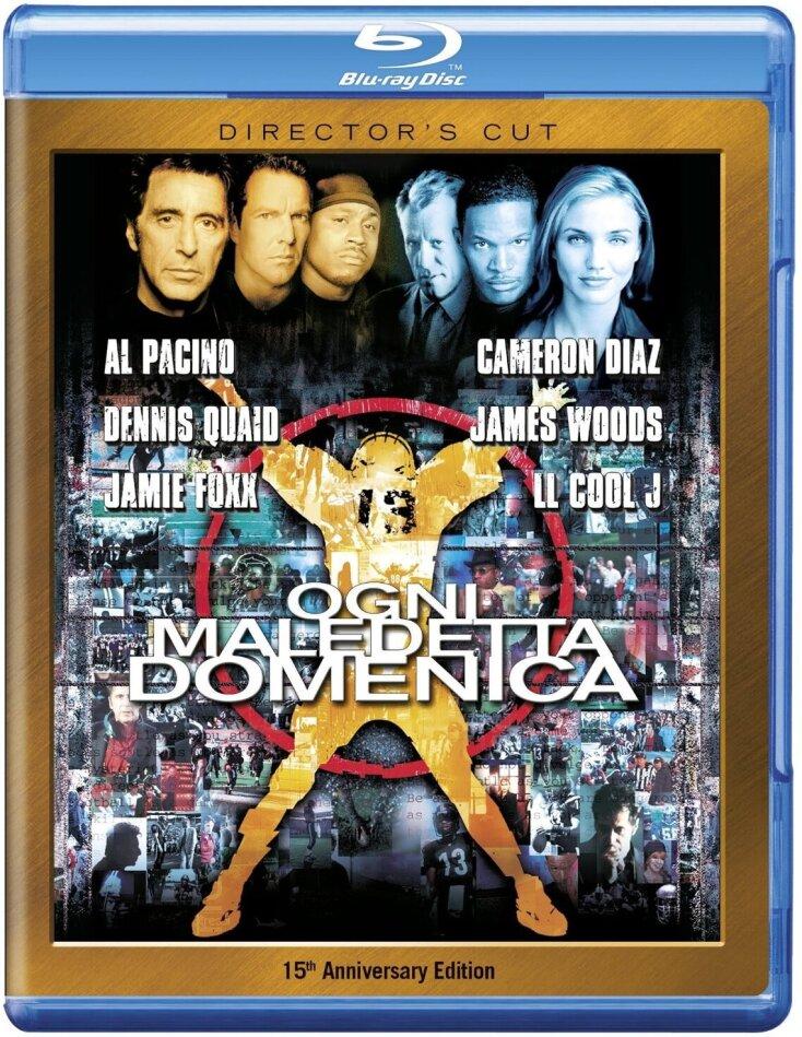 Ogni Maledetta Domenica (1999) (Edizione 15° Anniversario, Director's Cut)