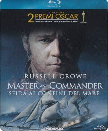 Master and Commander - Sfida ai confini del mare (2003) (Limited Edition, Steelbook, 2 Blu-rays)