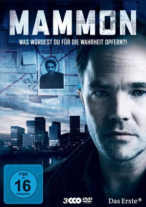 Mammon - Staffel 1 (Uncut, 3 DVDs)