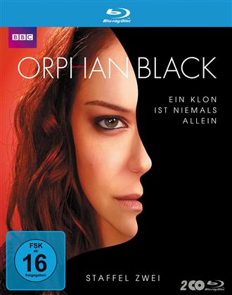 Orphan Black - Staffel 2 (BBC, 2 Blu-ray)
